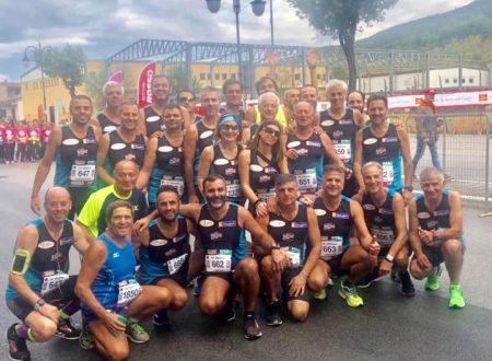 Telesia Half Marathon: il real-time dei nostri